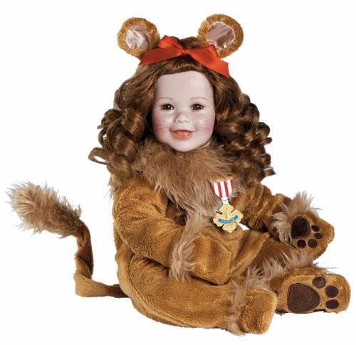 Cowardly Lion Samantha S Dollssamantha S Dolls