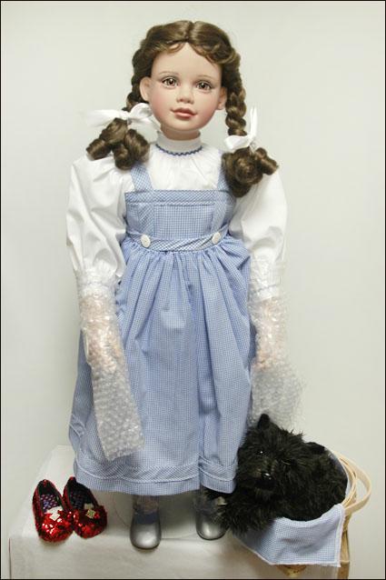 Dorothy And Toto Samantha S Dollssamantha S Dolls