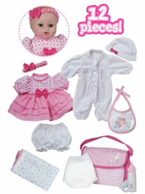 playtime baby gift set by Adora Dolls