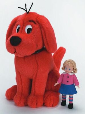 Clifford and Petite Emily Elizabeth