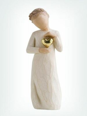 keepsake figurine by willow tree